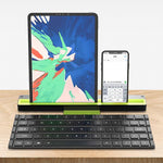 Load image into Gallery viewer, Foldable Wireless Rollable Bluetooth Keyboard