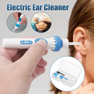Eeawap™ Earwax Remover Vacuum - Upgraded With Light