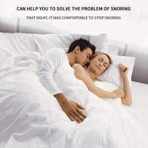Upgraded Electric Anti Nose Snoring Devices