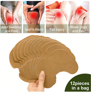 Knee Relief Plaster (12pcs)