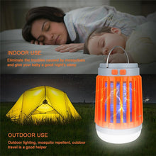 Load image into Gallery viewer, Mosridy™ Solar Mosquito Killer Lamp