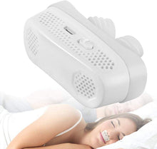 Load image into Gallery viewer, Electronic Anti Snoring Silicone Device