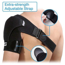 Load image into Gallery viewer, Adjustable Shoulder Support Brace