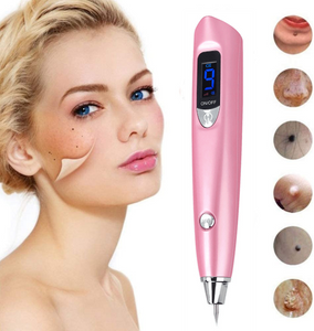 9 Level Mole Freckle Skin Tag Spot Eraser Plasma Derma Pen