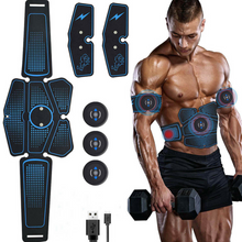 Load image into Gallery viewer, EMS Abdominal Muscle Stimulator (Free Express Shipping)