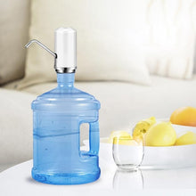 Load image into Gallery viewer, Automatic Electric Portable Water Pump Dispenser Gallon Drinking Bottle Switch