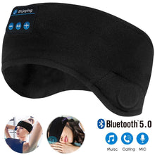 Load image into Gallery viewer, Bluetooth Sleeping Noise Cancelling Earphone Eye Cover