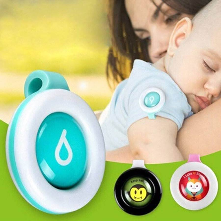 Mosridy™ Mosquito Repellent Button