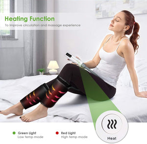 Infrared Foot and Leg Massager Air Pressure Full Calf Compression Machine Leg Pump