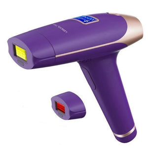 Bestsellrz® Hair Removal Machine at Home Laser Device for Women - Optixer™ Pro Laser Hair Removal Device Optixer™ Pro Purple