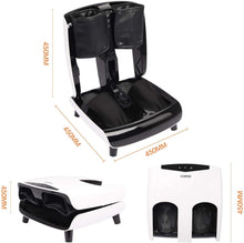 Load image into Gallery viewer, Air Pressure Foot and Leg Massager Full Calf Compression Machine Leg Pump