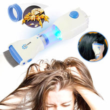 Load image into Gallery viewer, Licerid™ Head Lice Treatment - Electric Lice Removal Comb