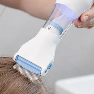 Licerid™ Head Lice Treatment - Electric Lice Removal Comb