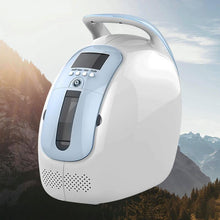 Load image into Gallery viewer, Portable Oxygen Concentrator Portable Breathing Machine Generator
