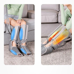 Premium Electronic Leg Compression Sleeves Foot Massager Stockings Device