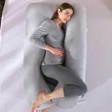 Load image into Gallery viewer, Full Body Boyfriend Pillow U-Shaped Maternity Hugging Pillow