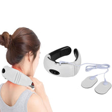 Load image into Gallery viewer, Influx™ HX5880 Electric Neck Massager With Infrared Heating