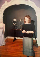 Erica Bapst in 2004 grand opening of Adorn