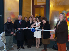 Adorn Jewelry Grand Re-opening on Main St Ribbon Cutting