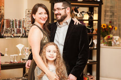 Family photo from Adorn's 10th Anniversary Celebration and Fundraiser in 2014 Photo by Michele Kisly