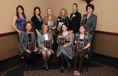 Professional Women of the Finger Lakes Awards 2012