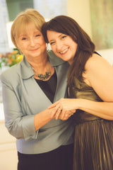 Erica Bapst and Nancy Ertel at Adorn's 10th Anniversary Celebration and fundraiser 2014 Photo by Michele Kisly
