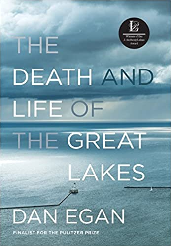 The Death and Life of the Great Lakes (Paperback)
