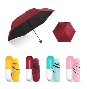 Trends Villa™ Classy Mini Capsule Umbrella - Trends Villa