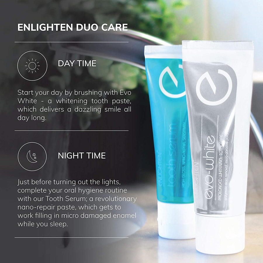 Enlighten Tooth Serum Enamel Repair Toothpaste - 75 ml - Suite Smile Store