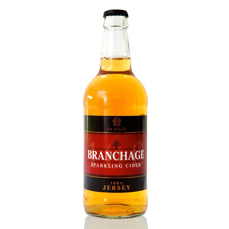 Cider Jersey Branchage 50cl