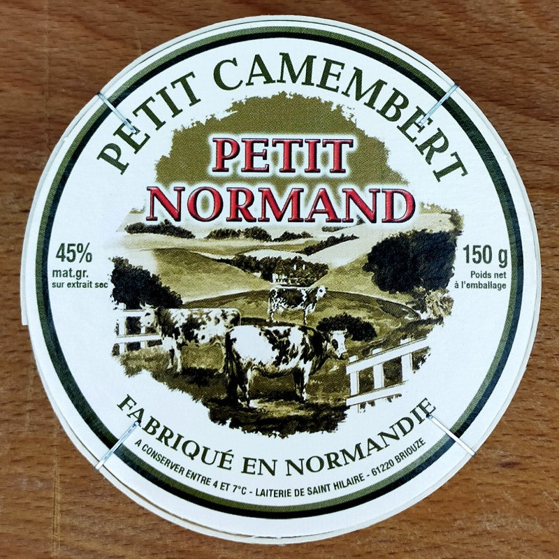 Cheese - Petit Normand Camembert 150g