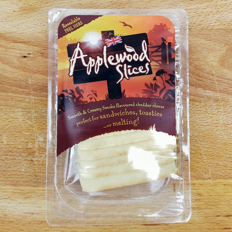 Cheese - Applewood Smoked Slices 160g