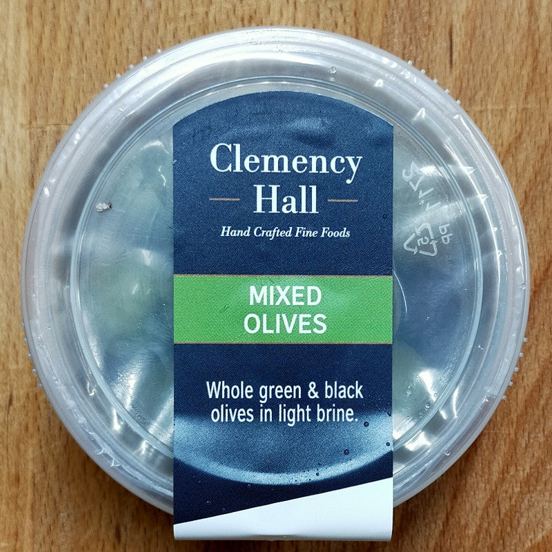 Olives - Clemency Hall Whole Mixed 180g