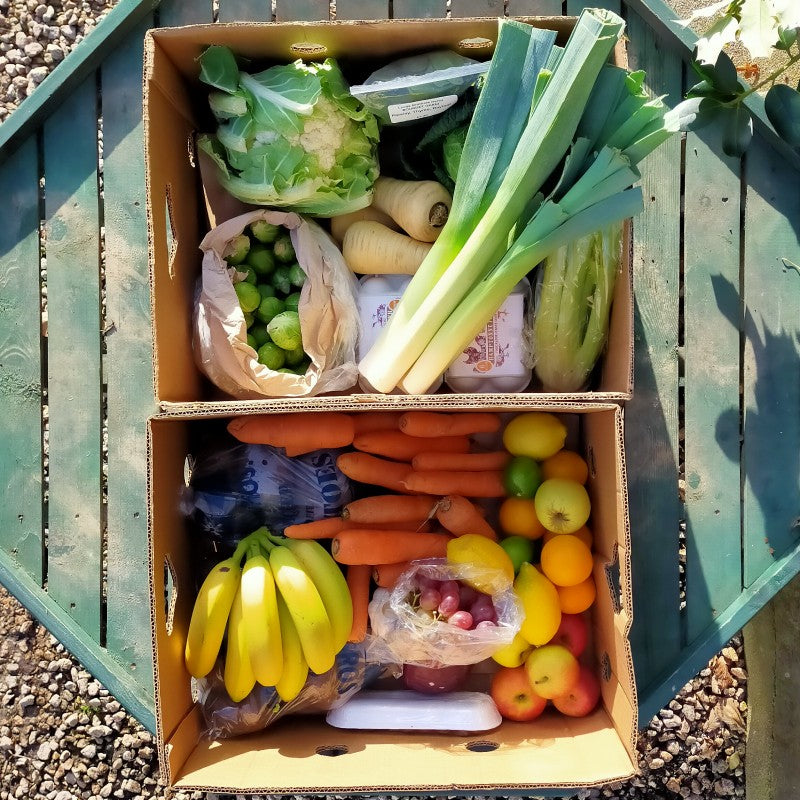 Fruit & Veg Box 4-6 Persons