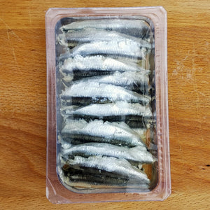 Anchovy Fillets - Marinated 200g