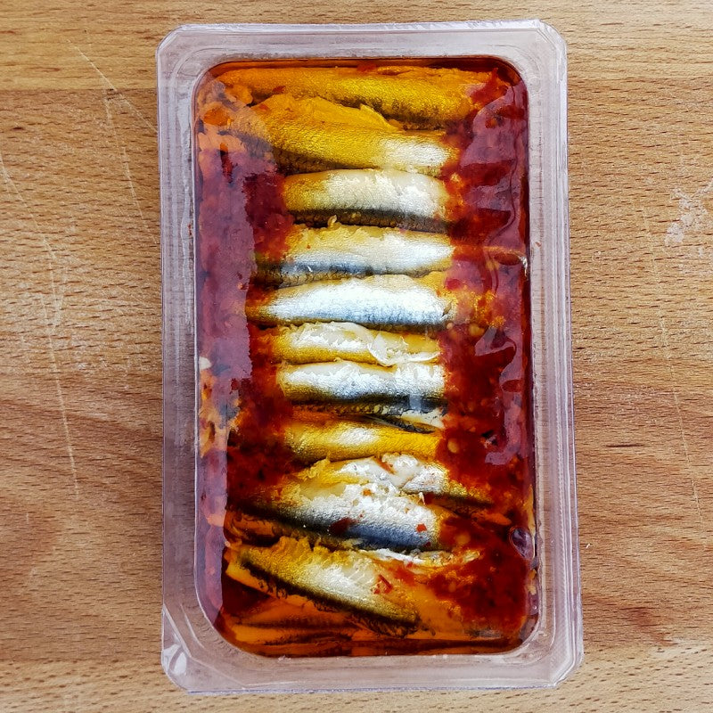 Anchovy Fillets - Oriental Marinated 200g
