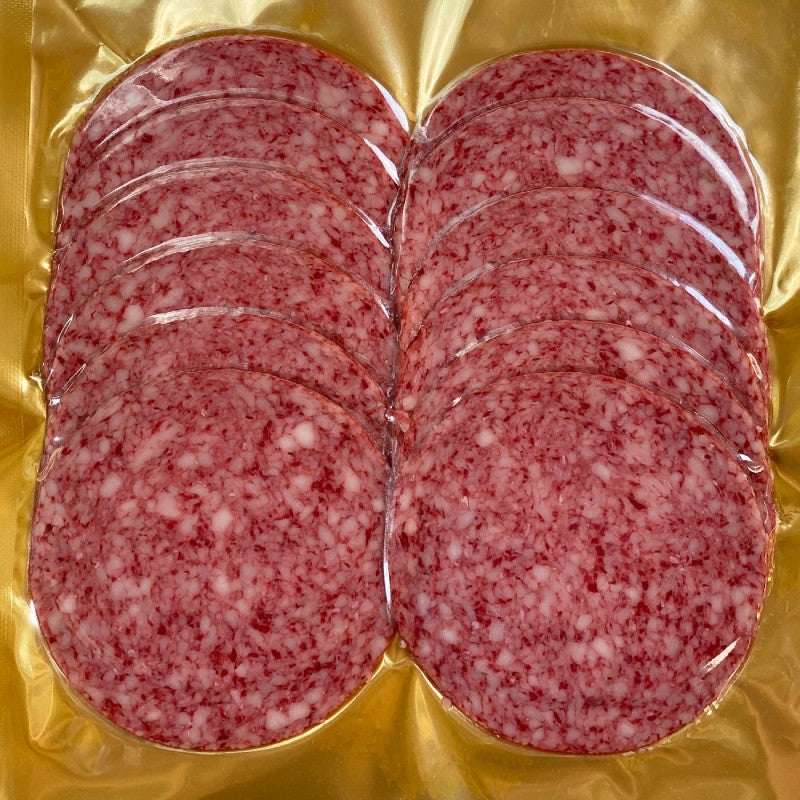 Danish Salami Sliced