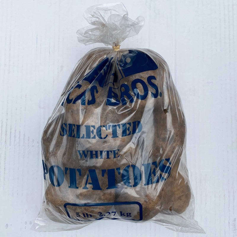 Potatoes White Maris Piper (Unwashed)