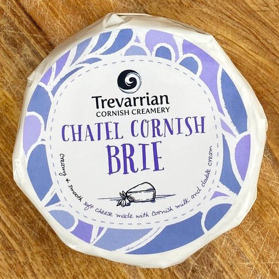 Cheese - Chatel Cornish Brie 200g