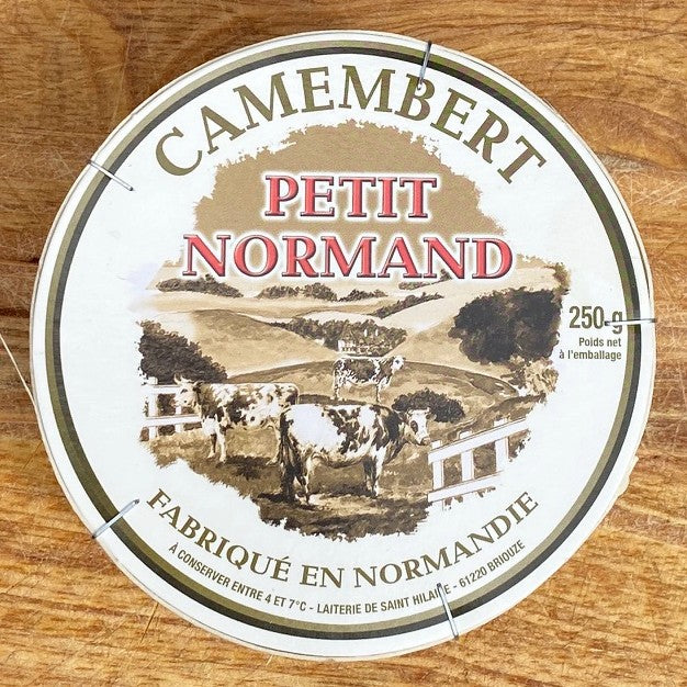Cheese - Petit Normand Camembert 250g