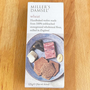 Miller's Damsel Wholemeal wheat wafers 125g