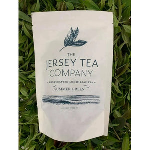 Jersey Tea Company - Organic Summer Green Tea 20g