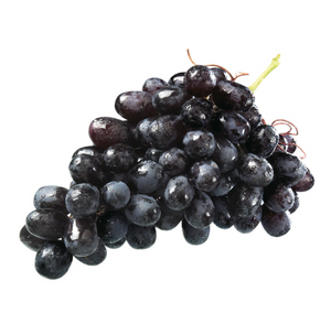Grapes - Black Seedless (400g)