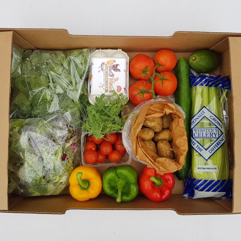 Mixed Salad Box
