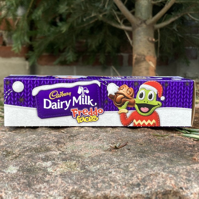 Cadbury Dairy Milk Freddo Faces 72g