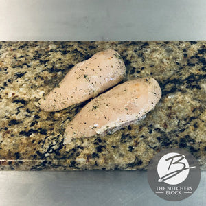 Glazed Chicken Fillets Garlic & Herb (each)