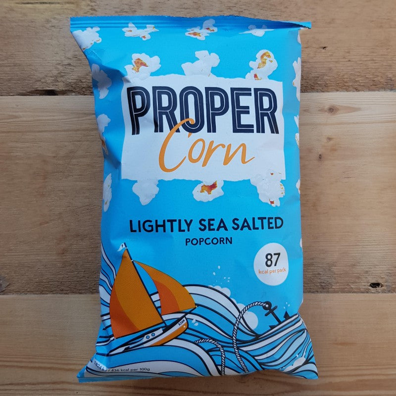 Proper Corn - Lightly Sea Salted 30g