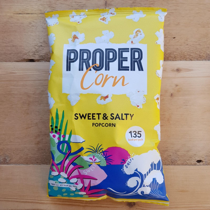 Proper Corn - Sweet & Salty 30g