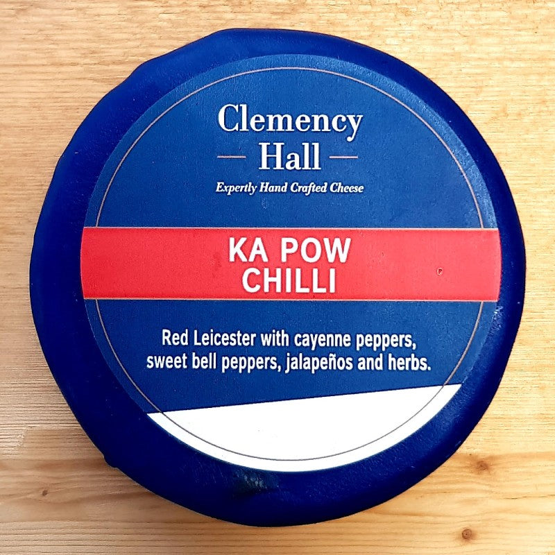 Cheese - Clemency Hall Ka Pow Chilli 200g