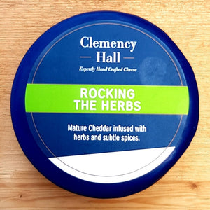 Cheese - Clemency Hall Rocking The Herbs 200g